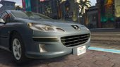 Peugeot 407 [Add-On | Tuning]