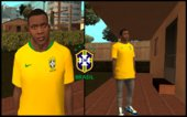 Franklin Brazil World Cup