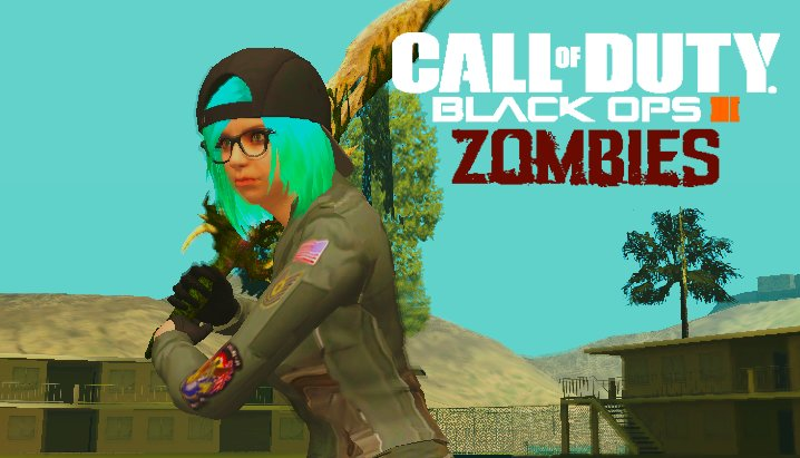 GTA San Andreas Call of Duty Black Ops 3 Zombies: Apothicon