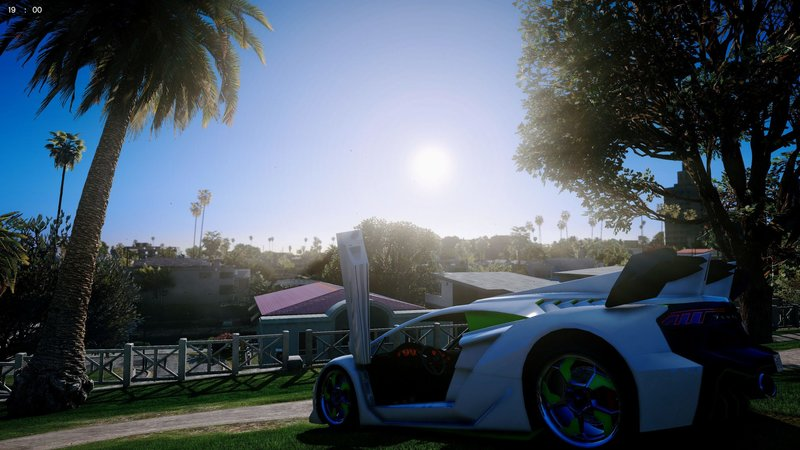 GTA 5 Ultra Realistic Graphics For Lower End PC 2018 Mod - GTAinside com
