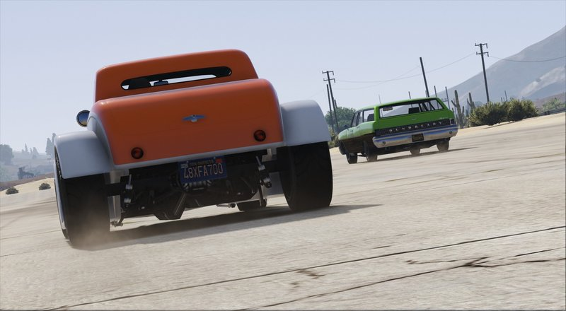 GTA 5 Drag Meets - Drag Monsters Update 2 2 Mod - GTAinside com