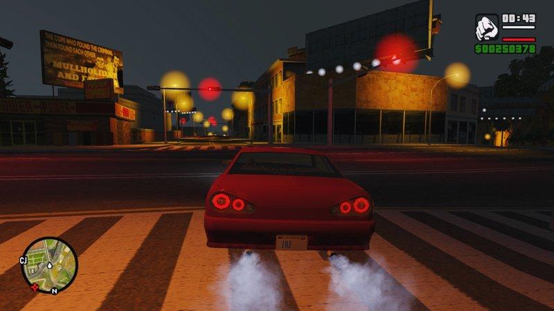 GTA San Andreas Project Redux 1 1 Mod - GTAinside com
