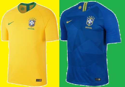 Brazil Home And Away 2018 For Franklin Img