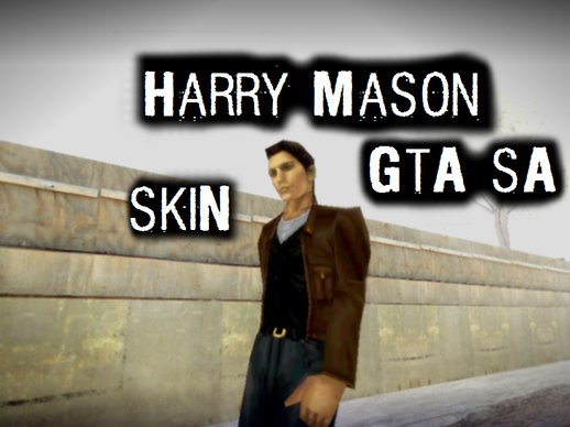 Harry Mason - Silent Hill