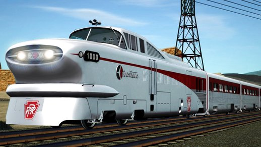 General Motors Aerotrain 1956