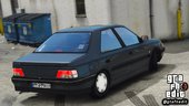 Peugeot 405 GLX With Tuning Part