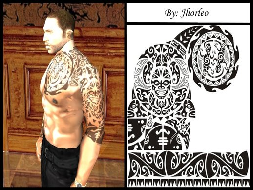 Maorie Tattoo