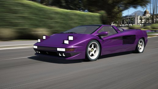 Cizeta-Moroder V16T 1991 [Add-On / Replace]