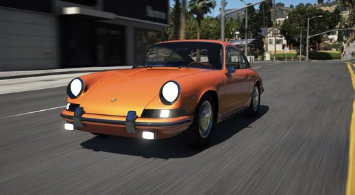Porsche 911 Type (901) 1964 [Add-On / Replace / Unlock]