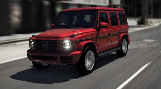 Mercedes-Benz G-Class 2019 [Add-On]