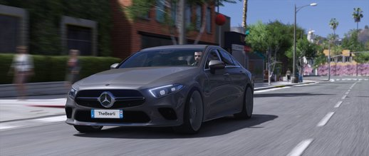 Mercedes-Benz CLS 2019 [Replace]