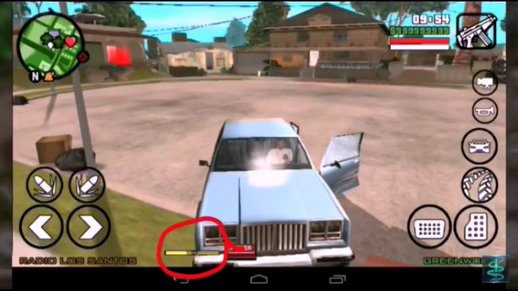 Car Health Mod for Android (Cleo)