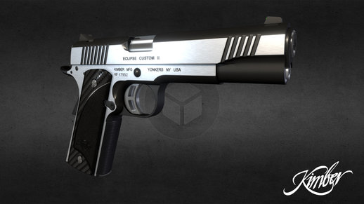 Kimber Eclipse Custom II