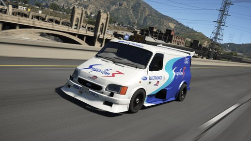 Ford Transit Supervan 3 (Add-on/Replace)
