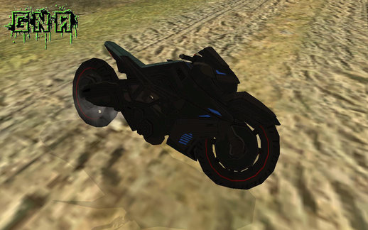 INJ2 CatWoman's Motorcycle