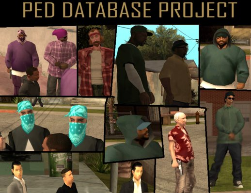 Ped Database Project