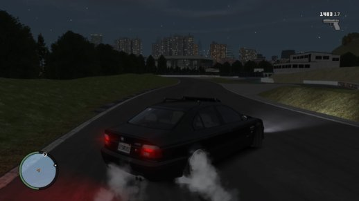 BMW Drift Handling