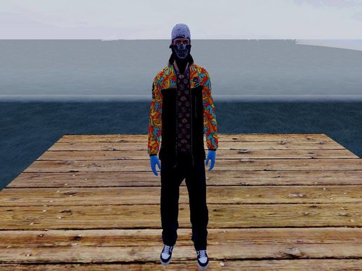 Skin Random #86 (Outfit Import Export)