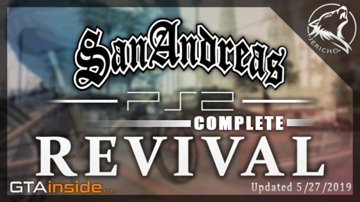 SA:PS2 Revival (Complete)