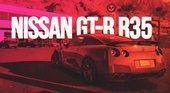 NFS: Payback - Nissan GT-R R35 Engine Sound