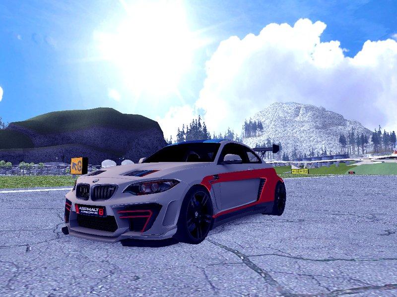 BMW M2 0 60 >> GTA San Andreas BMW M2 Special Edition From Asphalt 8: Airbone Mod - GTAinside.com