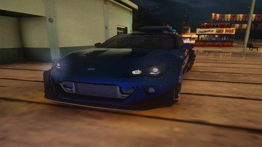 GTA San Andreas Subaru - Mods and Downloads - GTAinside.com