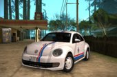 2013 VW Beetle - Herbie