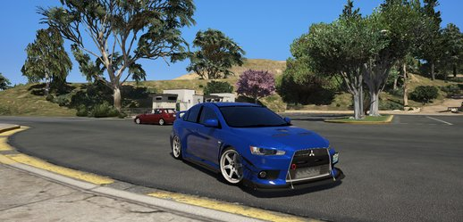 Mitsubishi Evo X [Add-On]