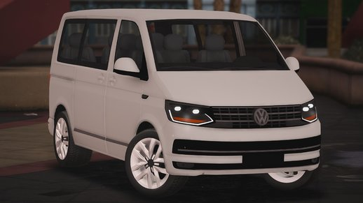 Volkswagen T6 2016 [Replace]