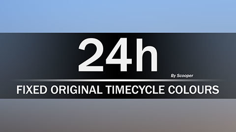 24h Fixed Original Timecycle Colours