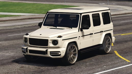 WIP Brabus G 900 G65 2019 by imBIMMER (replace)