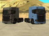 Scania Next Generation R&S 8x4 Euro 6