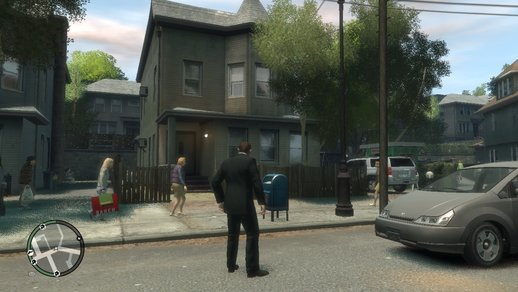 Westdyke House
