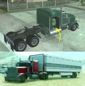 GTA V JoBuilt Phantom / Maximum Overdrive