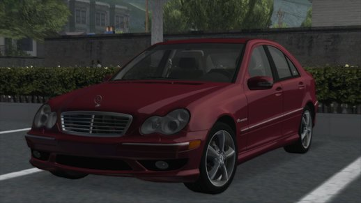 Mercedes-Benz C-Klasse W203 C32 (US-Spec)