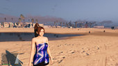 GTA Online After Hours Towel for Mai Shiranui