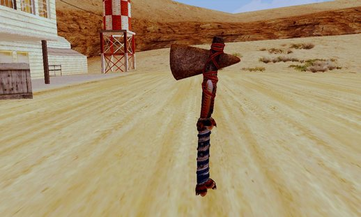 GTA Online DLC After Hours Stone Hatchet
