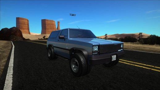 GTA V BETA Declasse Rancher 2-doors