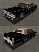 1985 Cadillac Fleetwood (Emperor style) Pack v1.0