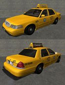 2003 Ford Crown Victoria Taxi Downtown Cab v1.0