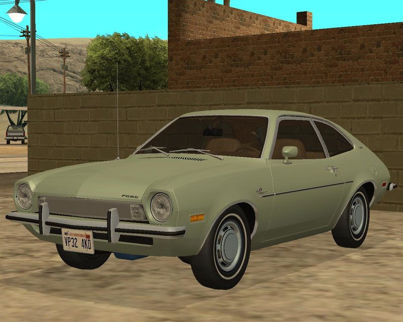 Gta San Andreas 1973 Ford Pinto Runabout Mod Gtainsidecom