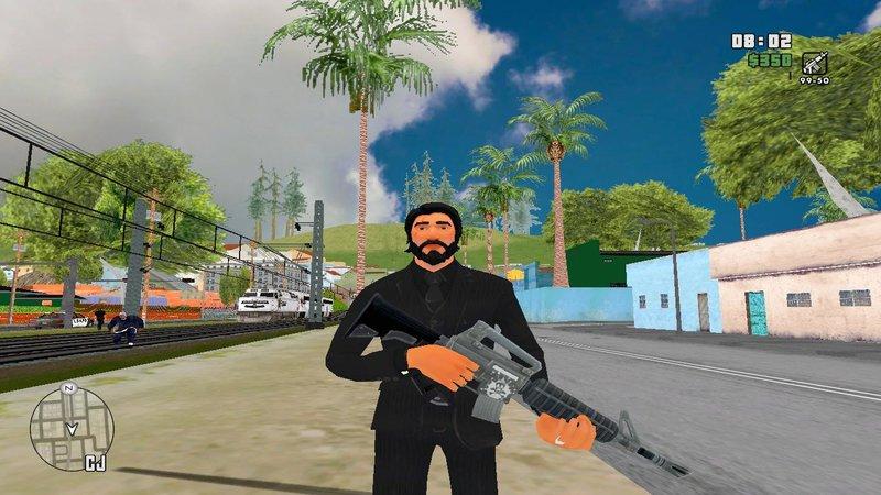 Gta 5 All Fortnite Skins Gta San Andreas Skin Fortnite Pack 1 Mod Gtainside Com