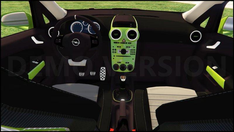GTA 5 Opel Corsa D OPC [ADD-ON] Mod - GTAinside com