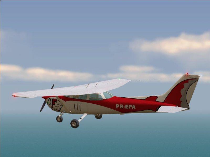 GTA San Andreas Cessna 172 Skyhawk *Big Fix* Mod - GTAinside com