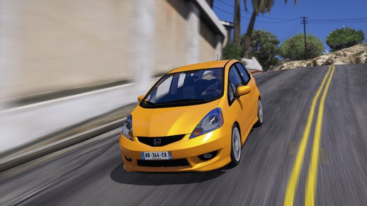 Honda Fit Sport 2009 [REPLACE]