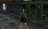 Lara Croft Pack (Old School TR) + Animations and Sound
