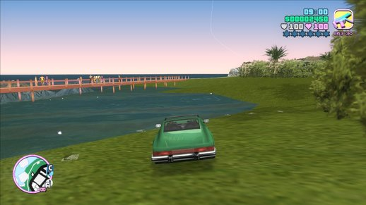 GTA III Water for VC
