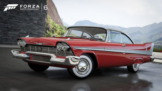 1958 Plymouth Fury Sounds (FM6)