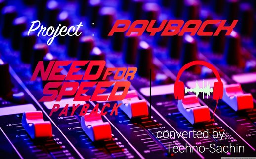 Project Payback: Car Sound Pack
