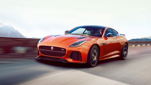 Jaguar F-Type Sounds